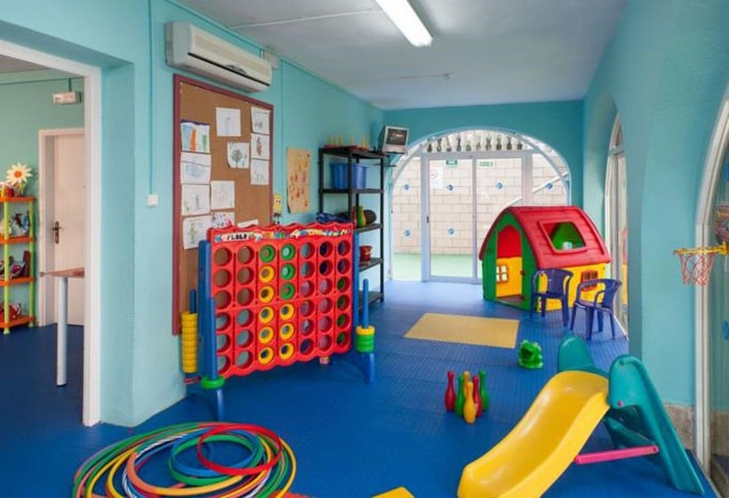 Children's facilities Hotel Dorada Palace Salou