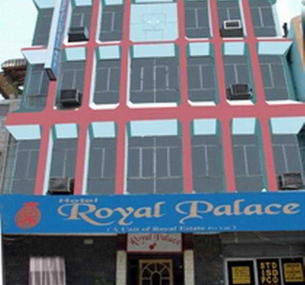 Hotel Royal Palace New Delhi