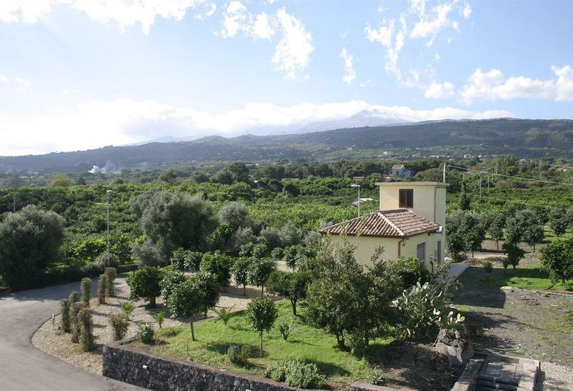 Rural Hotel La Terra dei Sogni Hotel & Farm House Fiumefreddo di Sicilia