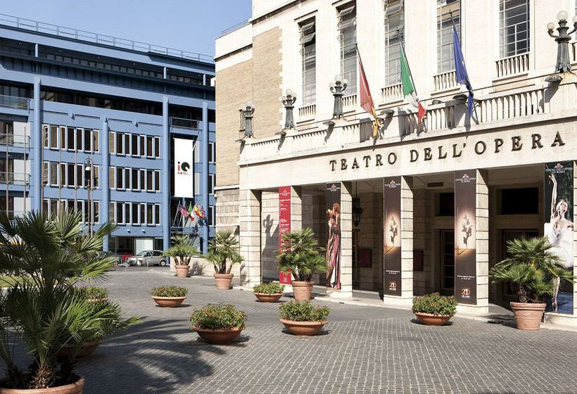 Iq Hotel Roma Rome