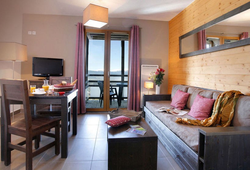 Residence Le Pic De L'ours- Lagrange Prestige Font Romeu
