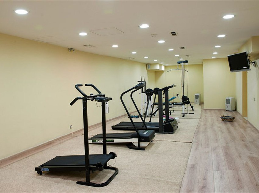 Sport center Best Western Efplias Hotel Piraeus