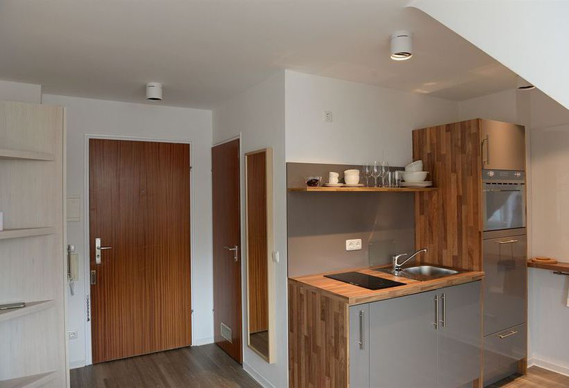 Frederics Serviced Apartments Munich