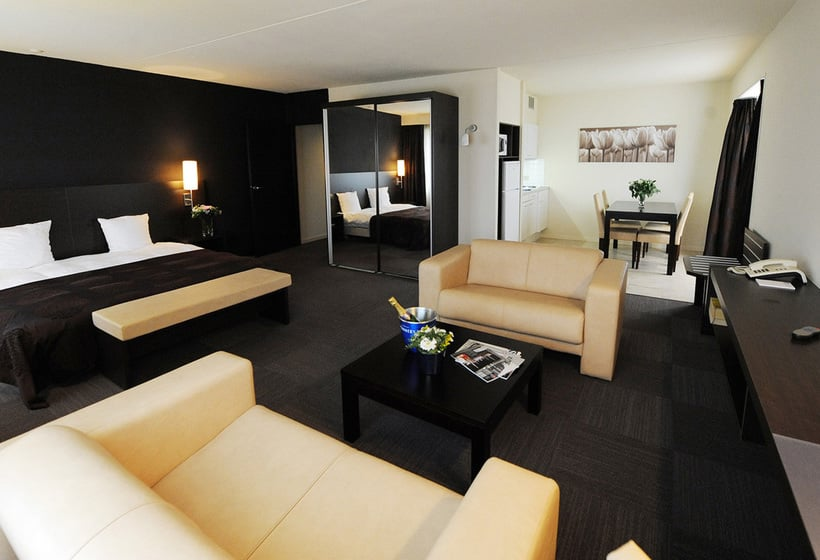 Room Hotel City Inn Luxe Antwerpen
