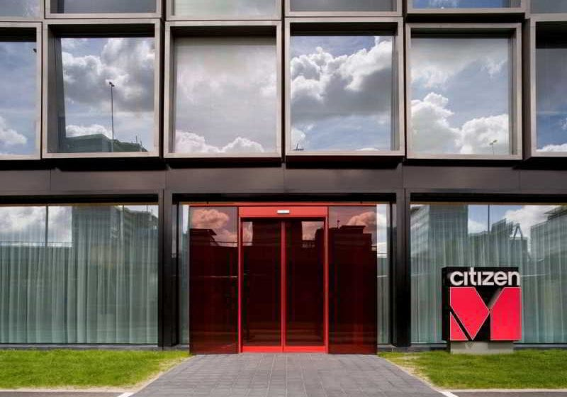 Hotel Citizenm Amsterdam Airport Schiphol