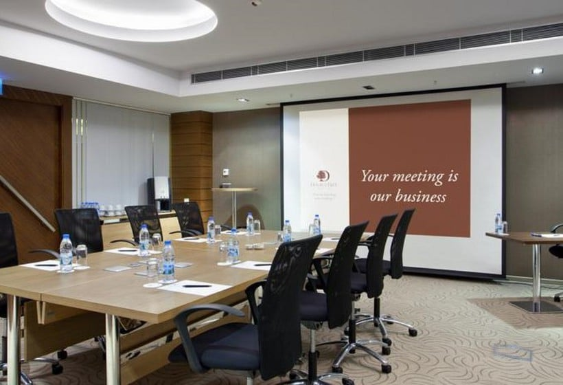 Meeting rooms Hotel Doubletree By Hilton Istanbul Old Town