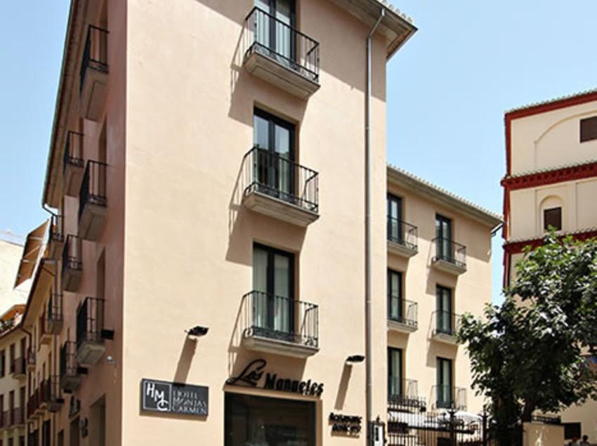 Hotel Monjas del Carmen Granada