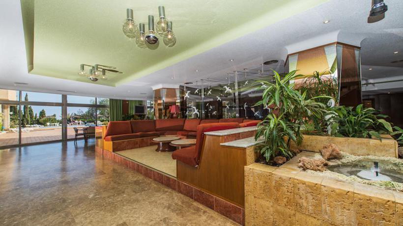 Front desk BlueSense Villajoyosa Resort