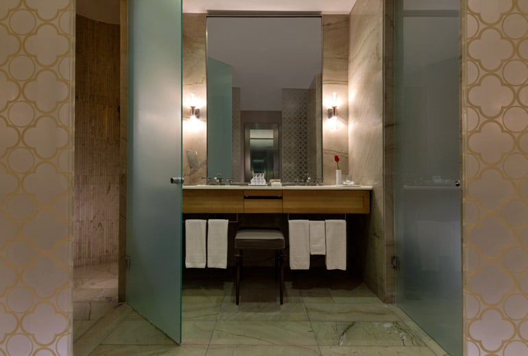 Bathroom Hotel The St. Regis Mexico City