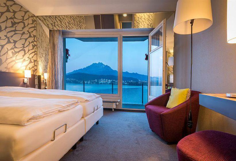 Hotel Seeburg Luzern Lucerne