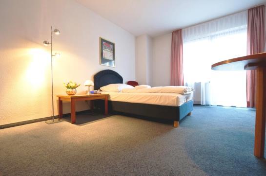 Hotel Feuerbach Im Biberturm Stuttgart