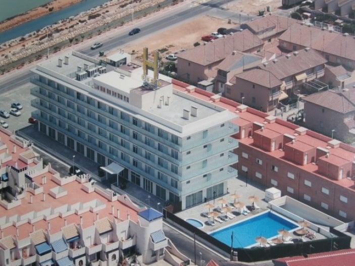 Hotel y apartamentos lodomar thalasso spa en san pedro - Spa san pedro del pinatar ...