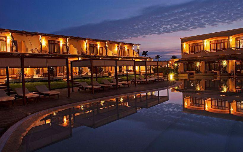 hotel la hacienda bah a paracas en paracas destinia