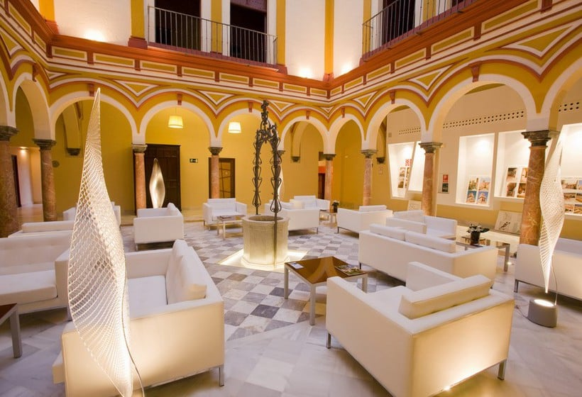 Common areas Hotel Palacio de Arizon Sanlucar de Barrameda