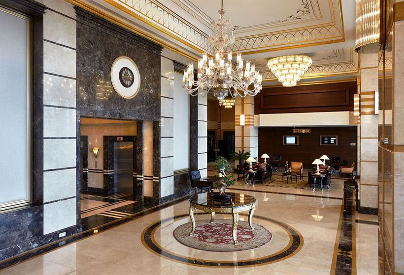 Hotel Crowne Plaza Istanbul Asia