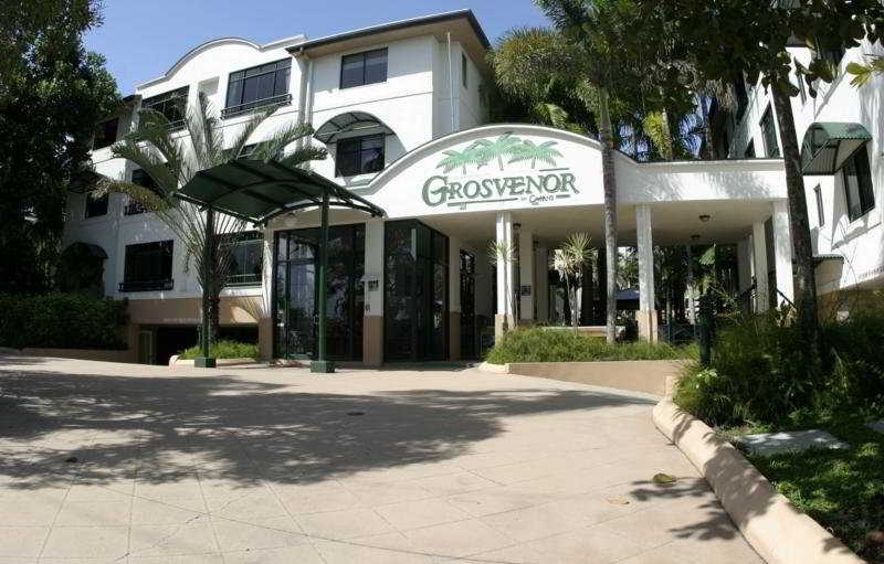 Hotel Grosvenor In Cairns