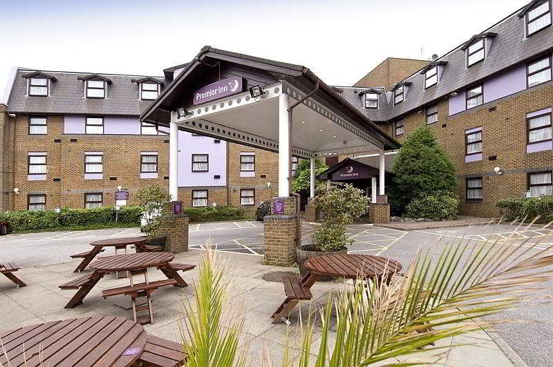 Hotel Premier Inn Gatwick Airport Central Crawley