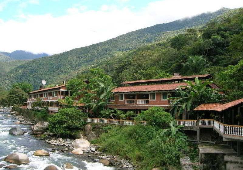Hotel Rio Selva Resort Yungas Coroico