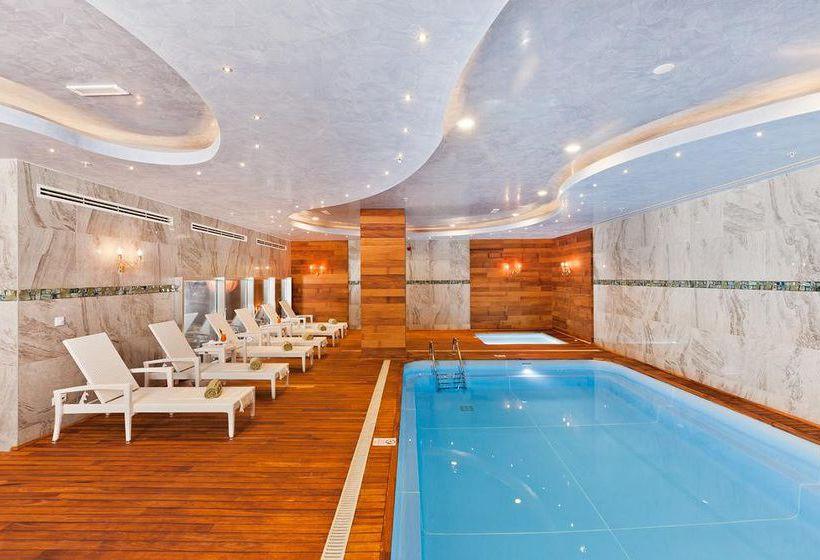 Wellness Hotel Limak Eurasia Luxury Istanbul