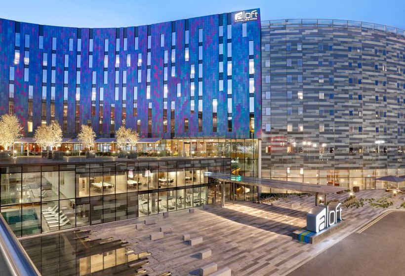 Hotel Aloft London Excel
