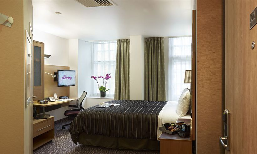 Hotel Club Quarters Lincolns Inn Fields London