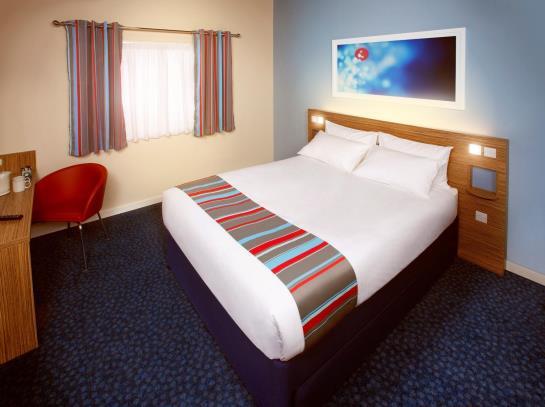 Hotel Travelodge Edinburgh Haymarket