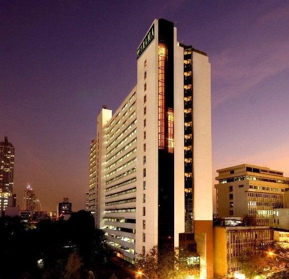 Hotel Furama Silom Bangkok