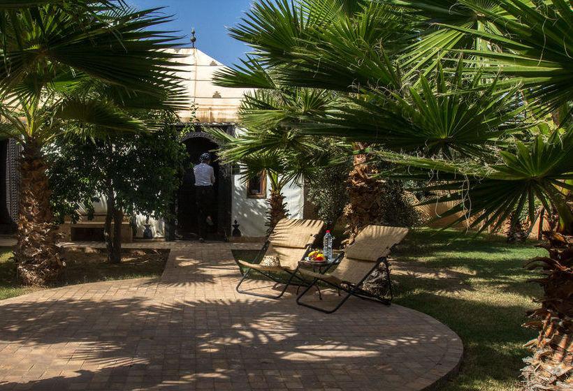 Hotel Villa & Tente Manzil La Tortue Marrakesh