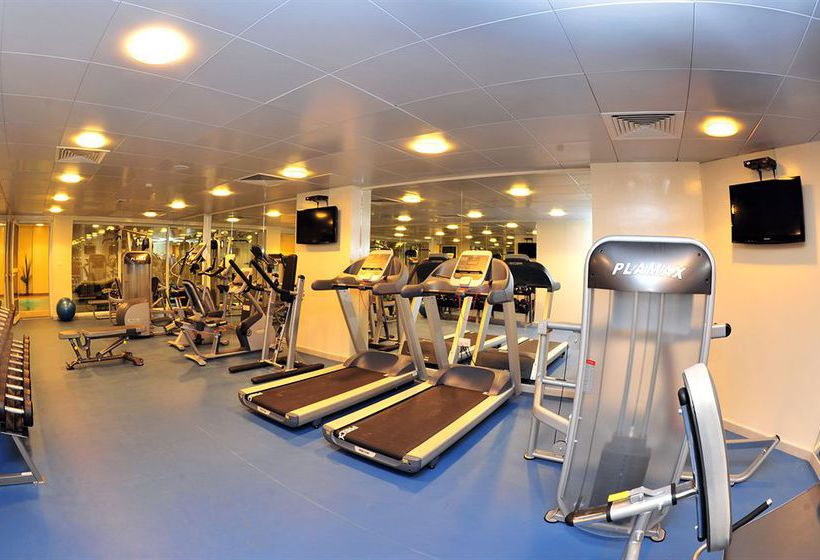 Sports facilities Hotel Kingsgate Doha