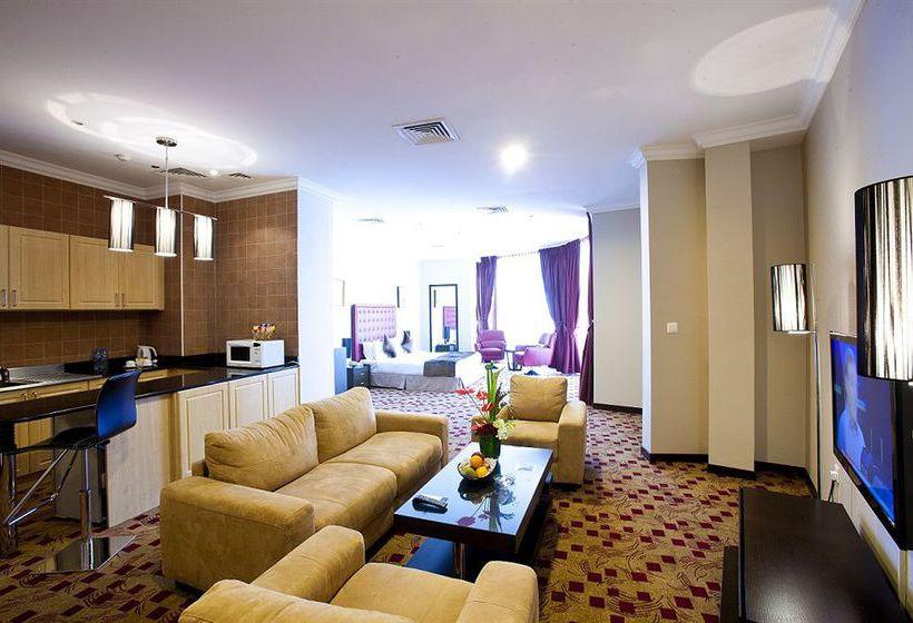 Room Hotel Kingsgate Doha