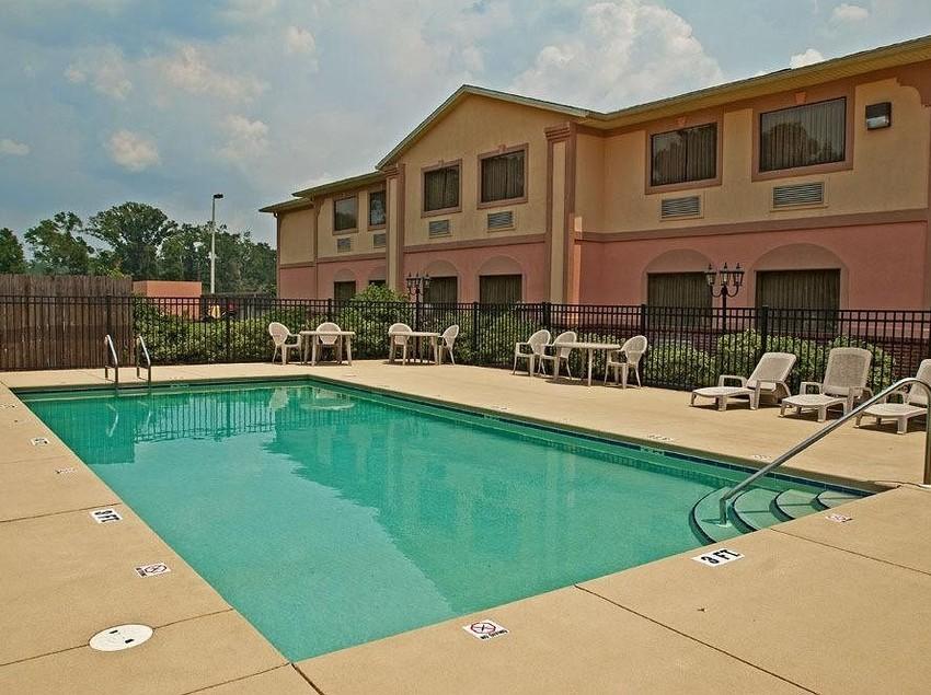 Hotel Best Western Plus Wakulla Inn Crawfordville