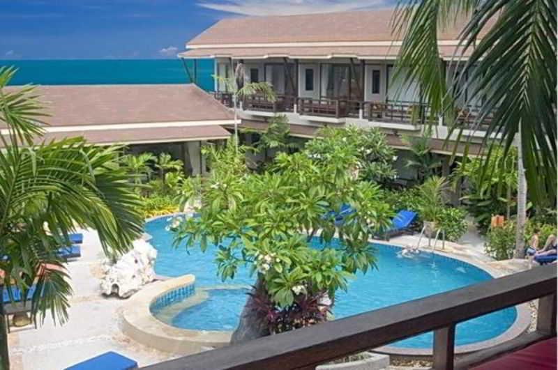 Thai house beach resort 3 самуи