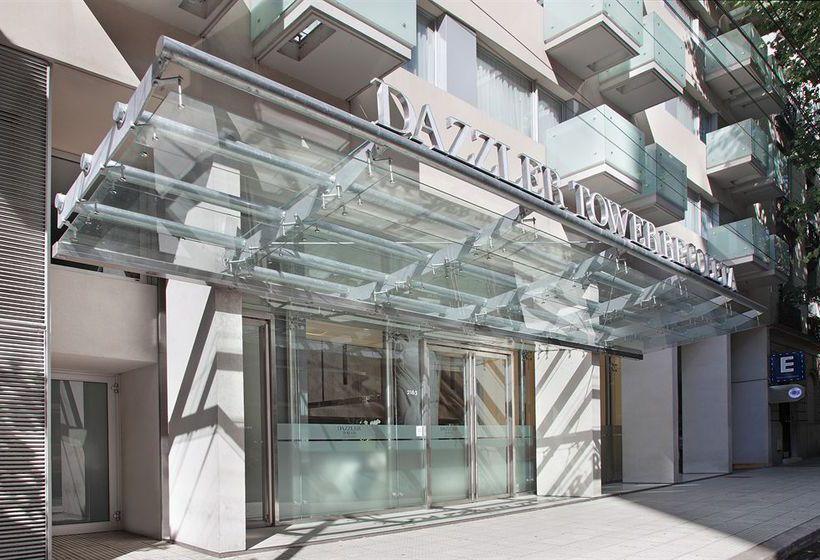 Hotel dazzler recoleta en buenos aires destinia for Hotel buenos aires design recoleta