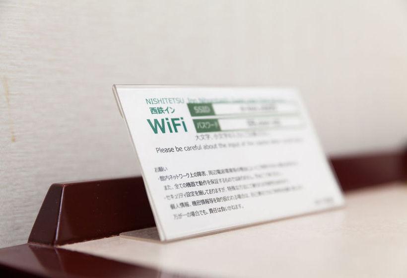 Hotel Nishitetsu Inn Nihonbashi Tokyo
