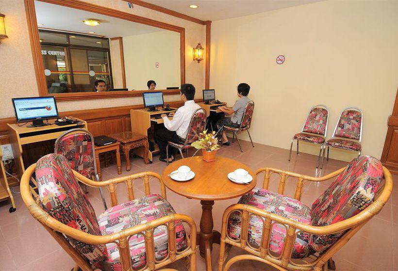 Hotel Panda Yangon