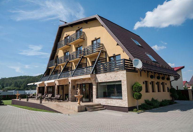 Hotel Vila Trapez Brasov