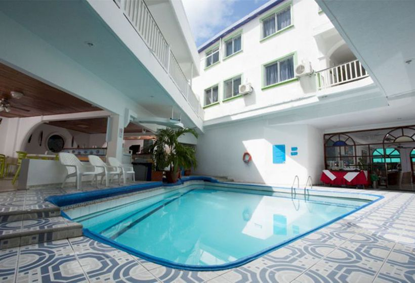 Hotel On Vacation Caribbean San Andres