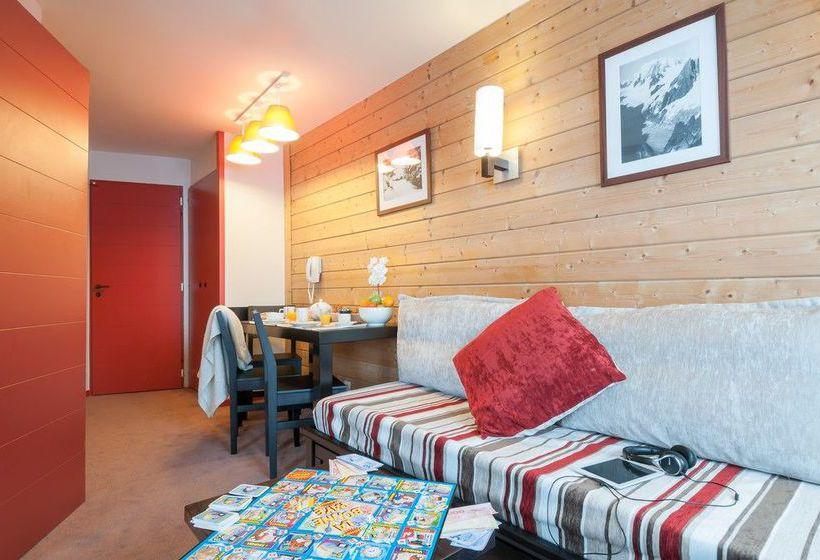 Pierre & Vacances Residence Quartier de la Falaise Morzine