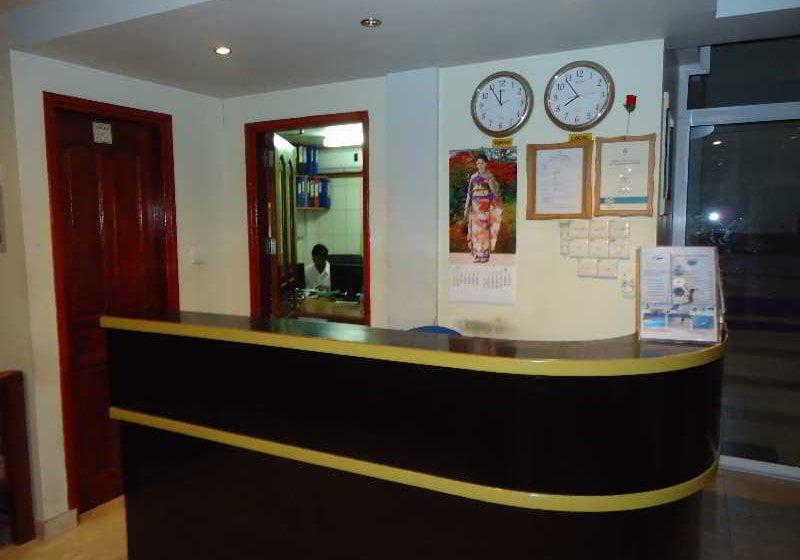 Hotel Fuana Inn Male