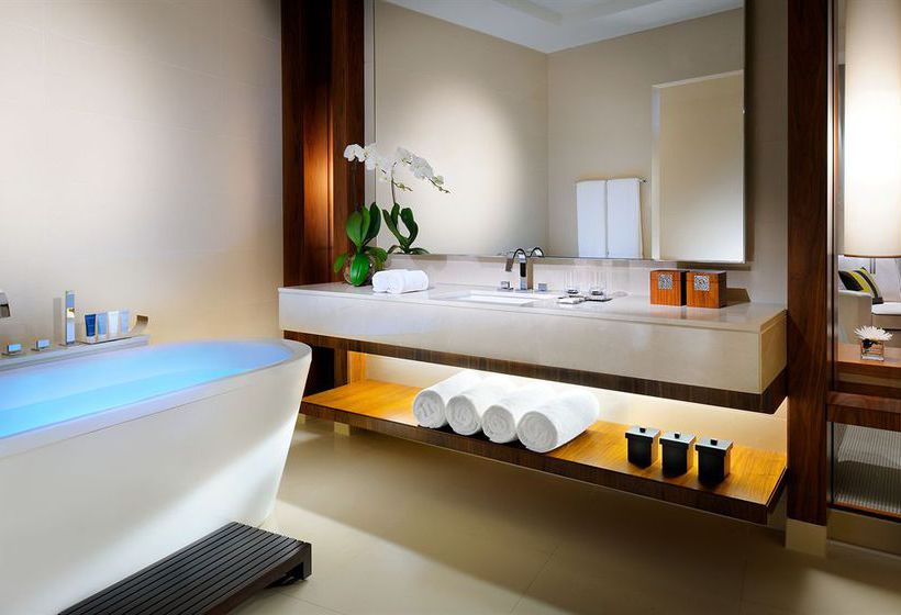 Bathroom Hotel JW Marriott Marquis Dubai