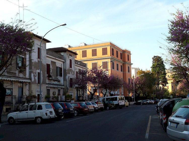 Hotel Villa Maria Rosa Molas Rome