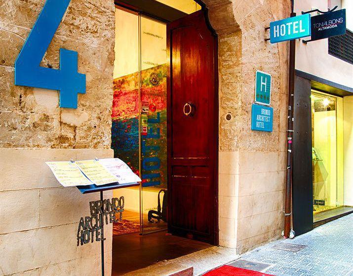 Hotel Brondo Architect Palma