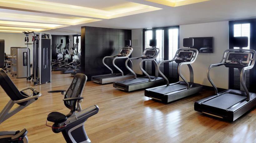 Sport center Marriott Hotel Al Jaddaf Dubai