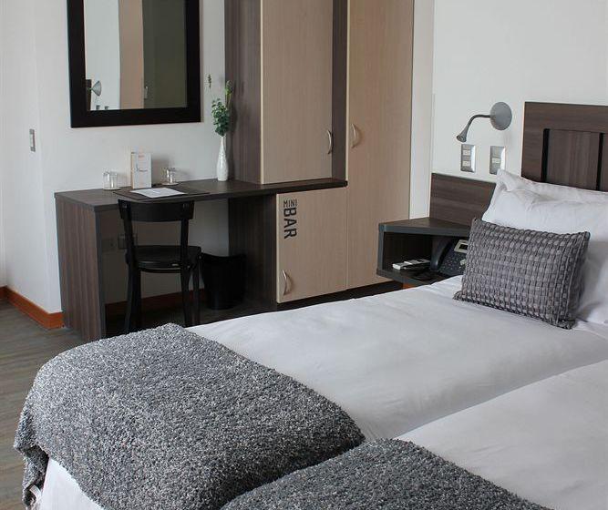 Hotel Su Merced Santiago