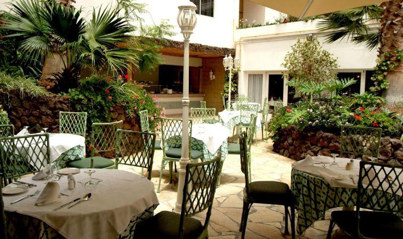 Cafeteria Hotel Trianflor Puerto de la Cruz
