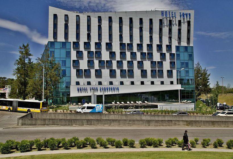Hotel Tryp Lisboa Aeroporto Lisbon