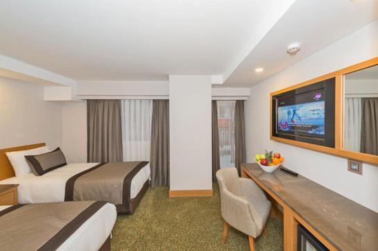 Hotel Bisetun Istanbul