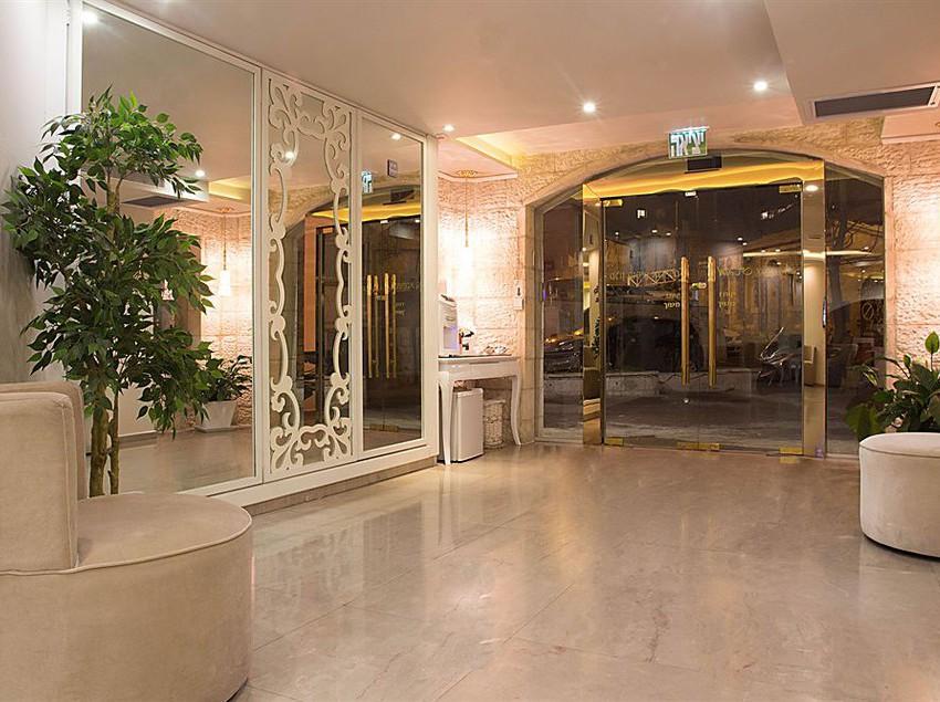 Hotel Agripas Boutique Jerusalem