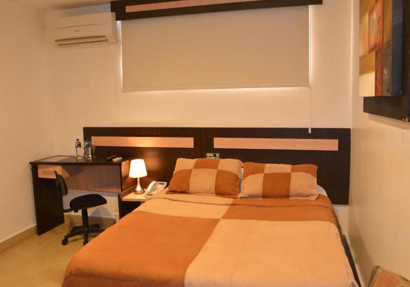 Hotel Mc Suites Guayaquil