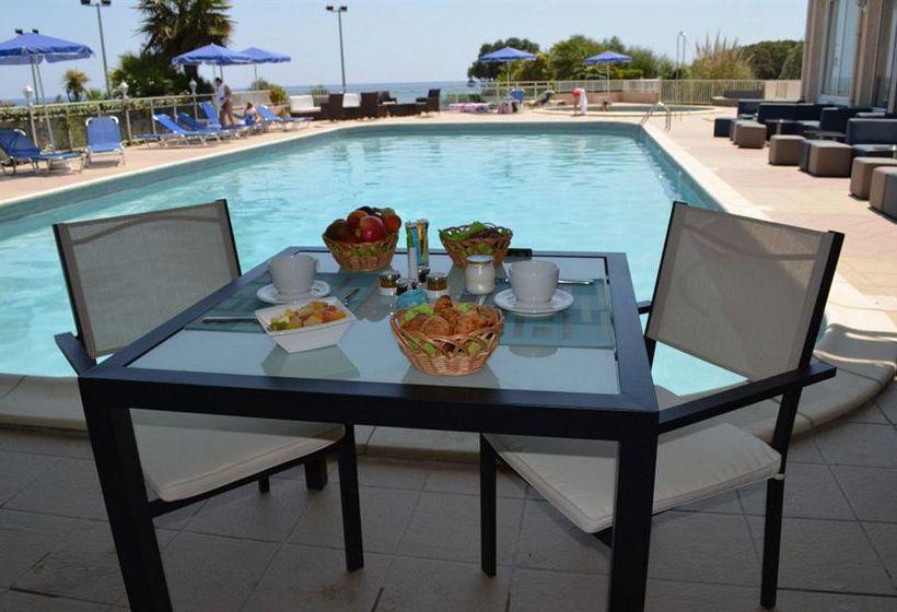 Hotel Orizonte Bastia